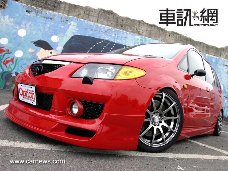Mazda · Mazda Premacy
